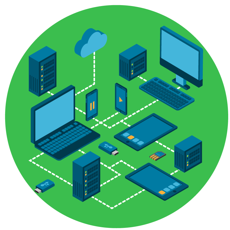 Cloud computingmarket sector