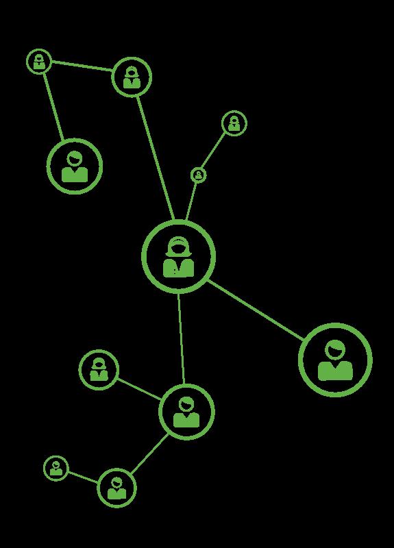 Public ledger of blockchain technology