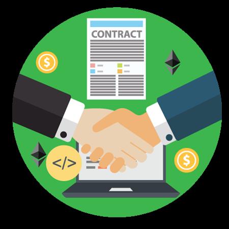 smart contracts, ethereum, ethereum DApps